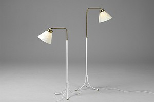 Pair of Josef Frank Lamps