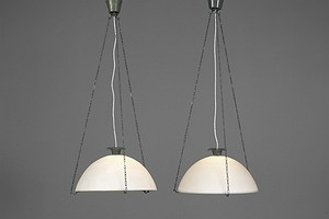 Pair of Asplund Lamps