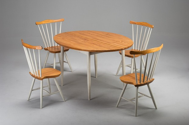 "Large image of Set of table and chairs ""Pelimanni"""