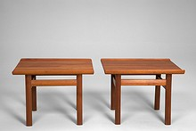 Pair of Small Tables