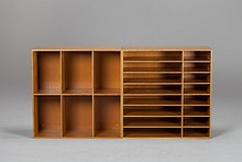 Pair of  Mogens Koch Shelves