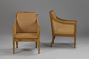 Pair of Kaare Klint Chairs