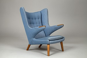 Hans J Wegner Papa Bear Chair