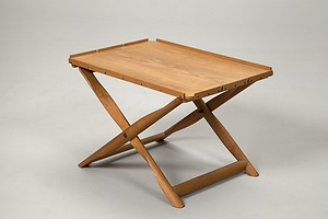 Klint Table and Propeller Stool