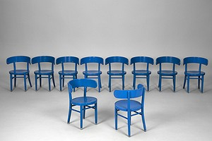 Ten Werner West Chairs