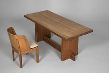 Hjorth Table and Chair