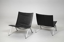 Pair of PK - 22 Chairs