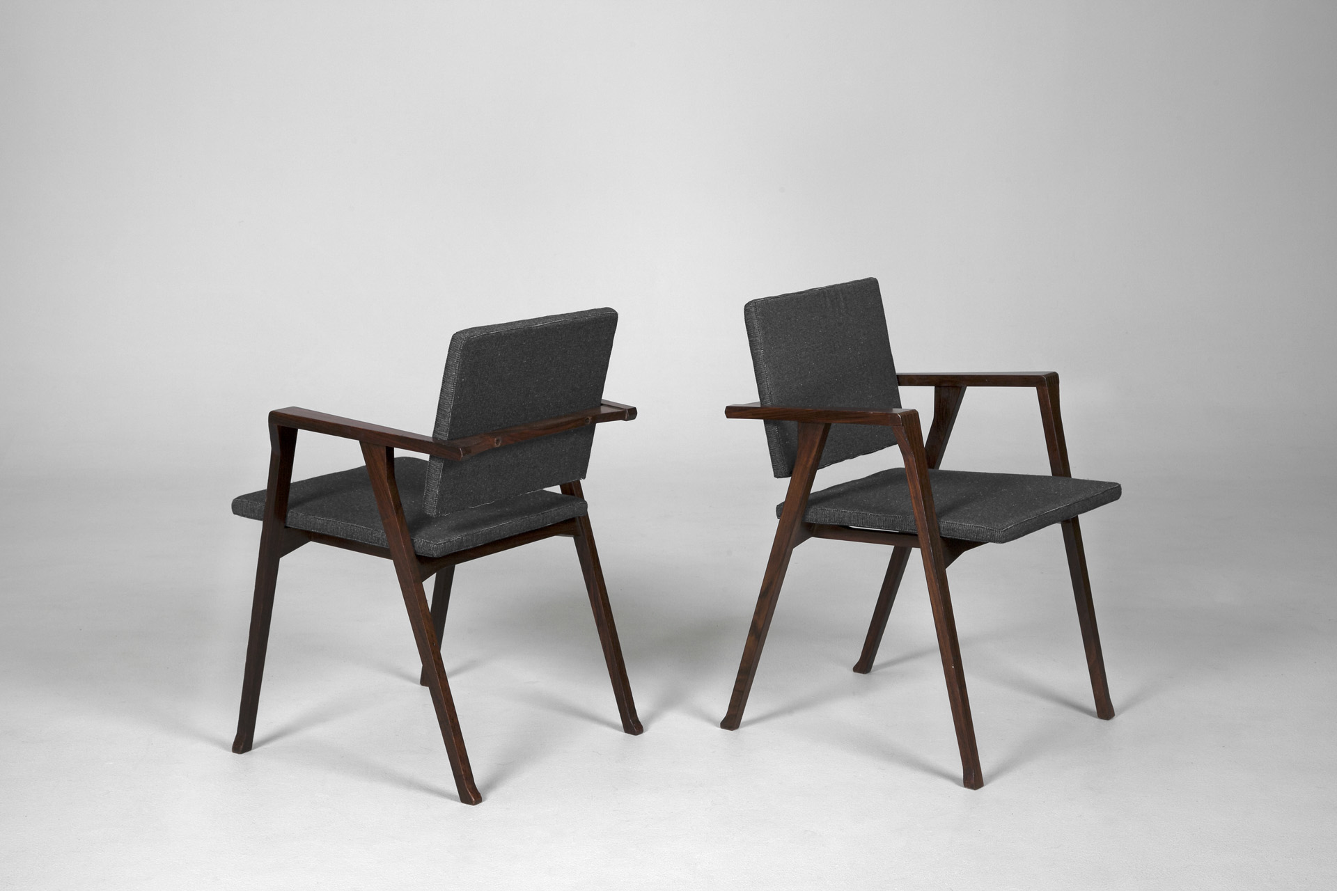 "Pair of ""Luisa"" Armchairs"