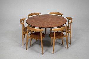 Wegner Dining Set