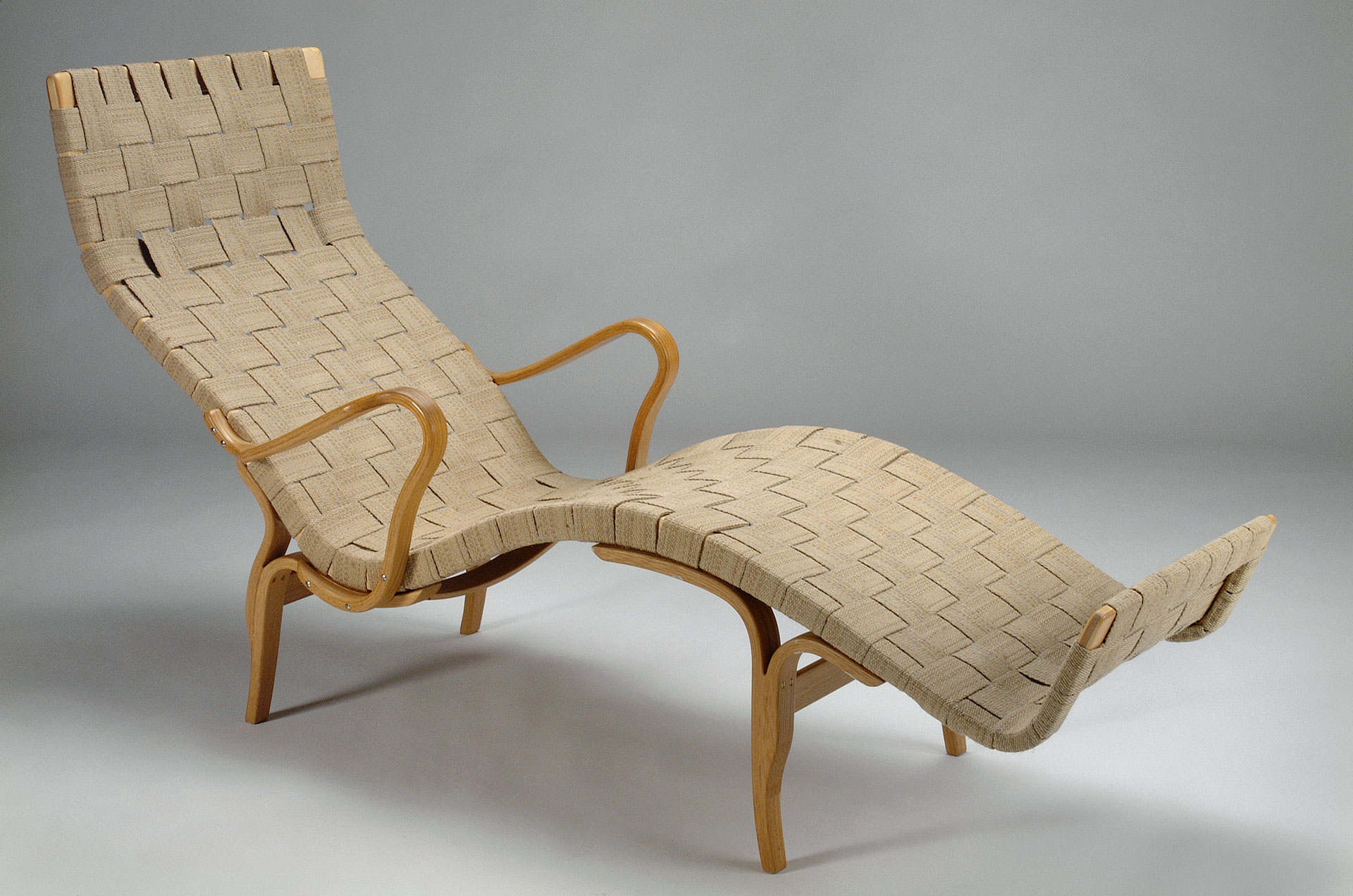 Jacksons Pernilla Iii Lounge Chair Bruno Mathsson