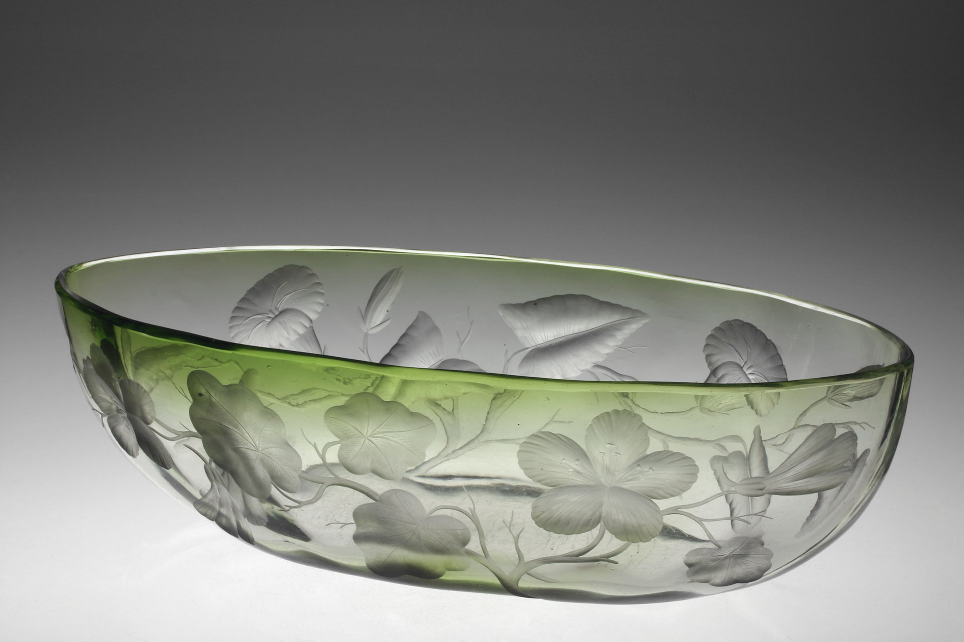 Art Noveau Bowl