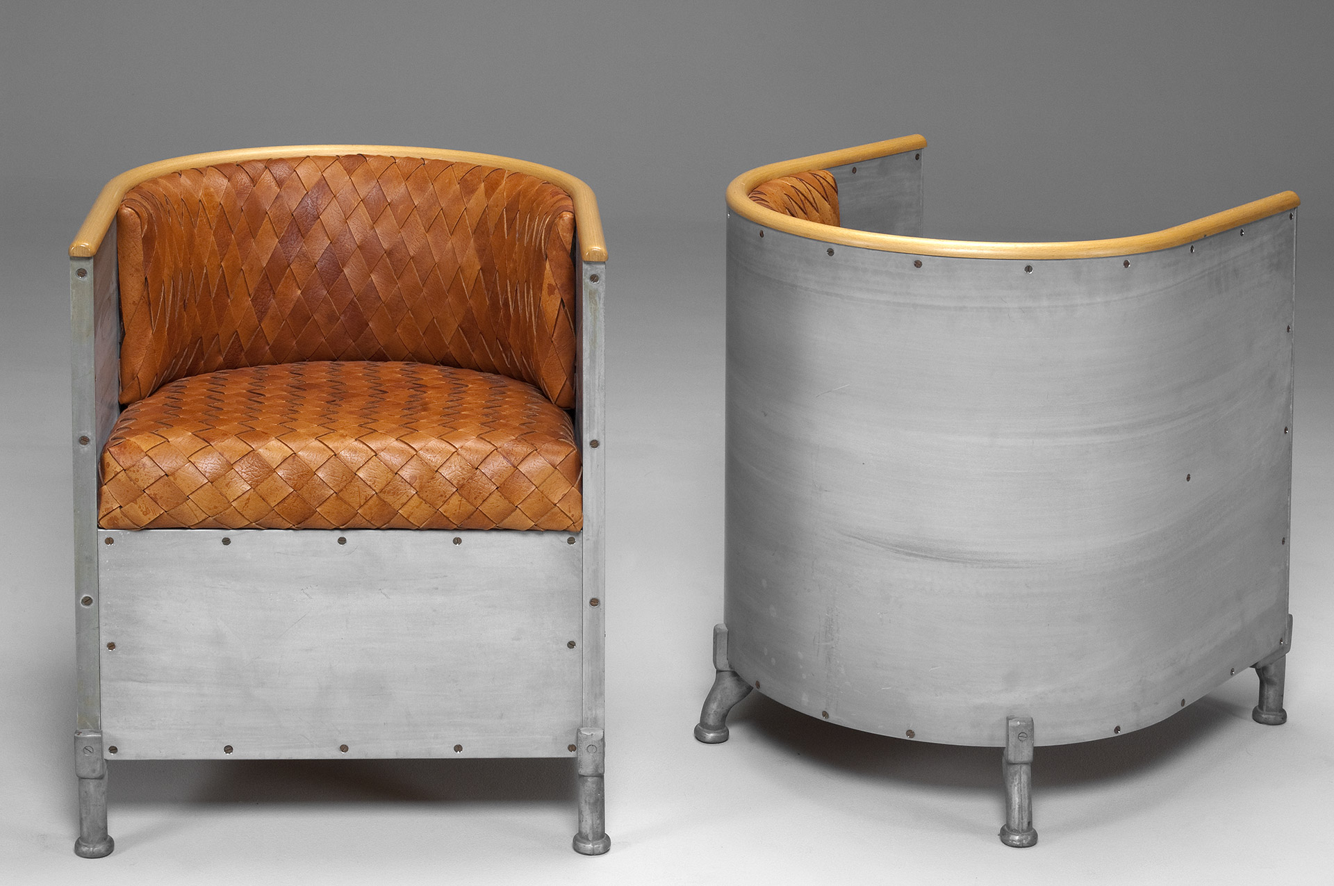 Pair of Mats Theselius Chairs