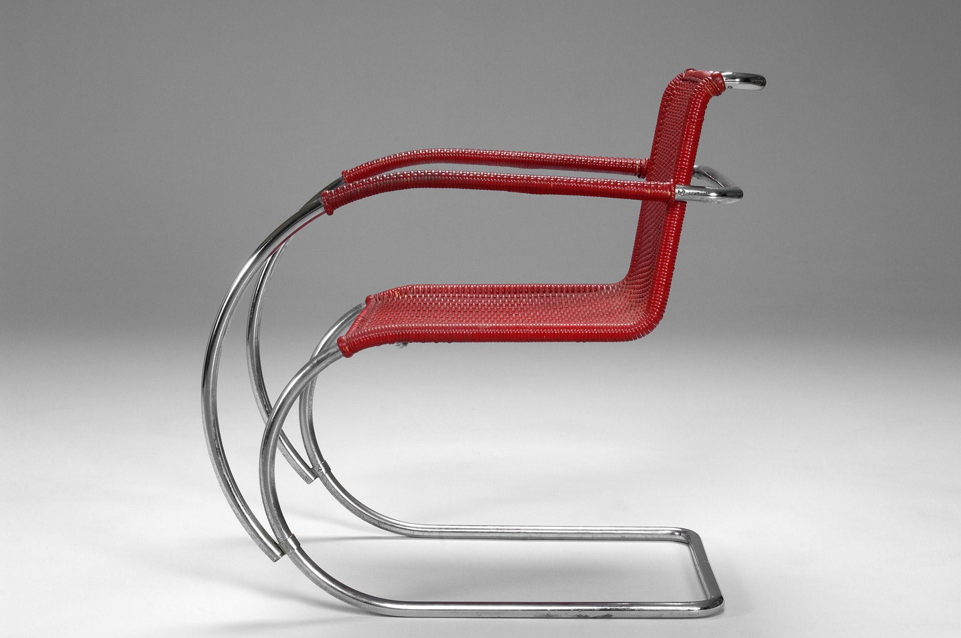 "Jacksons ""MR 20"" Chair Ludwig Mies van der Rohe"