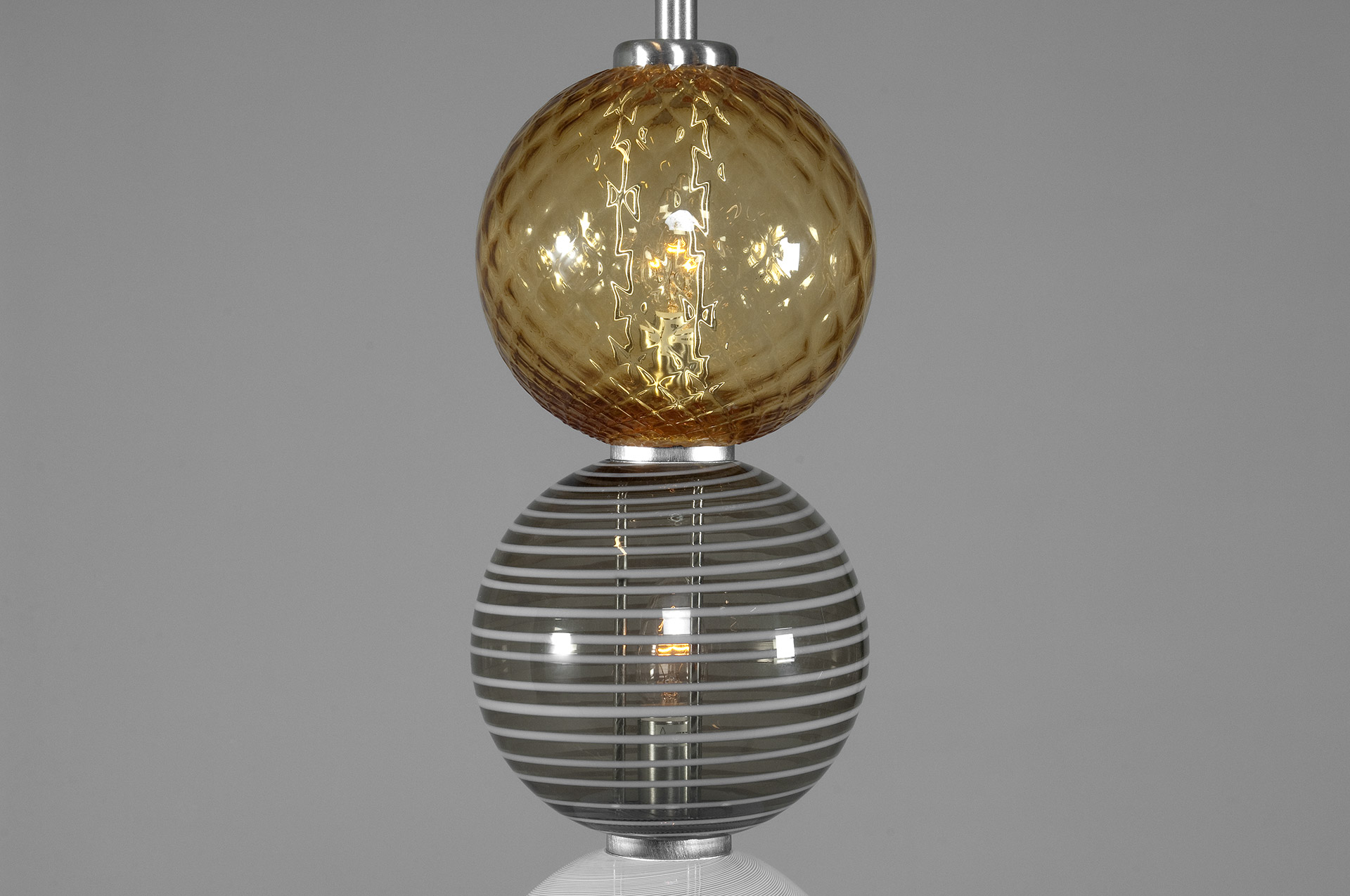 """Abaco"" Susoended Venini Lamp"