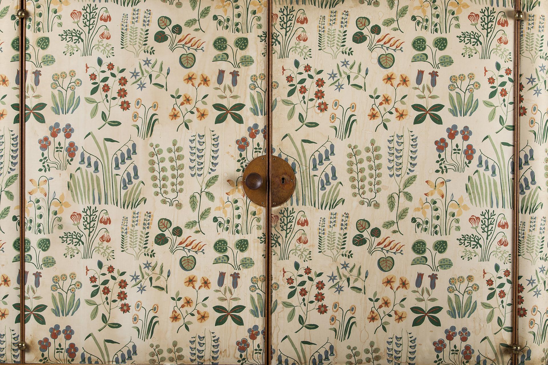 Jacksons Upholstered Cabinet Josef Frank