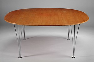Supercircle Table