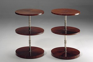 Axel Einar Hjorth - Pair of Side Tables