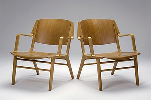 Pair of AX Chairs