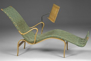 """Pernilla Three"" Lounge Chair"