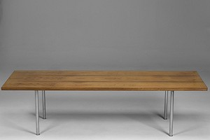 Large Wegner Coffee Table