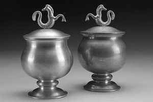 Pair of Svenskt Tenn Pokals
