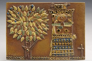 Ceramic Plaque