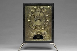 Neoclassical Table clock