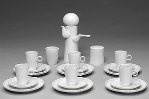 K.P.M Coffee set