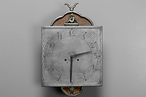 Neoclassical Wall Clock