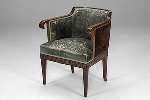 Carl Malmsten Chair