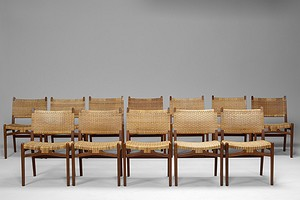 Set of Twelve Chairs