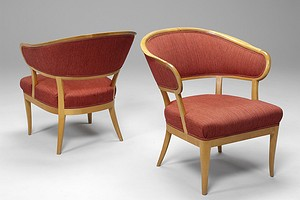 Pair of Malmsten Chairs