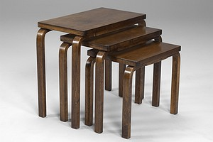 Alvar Aalto Stacking Tables