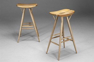 Pair of Tapiovaara Bar Stools