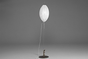 "Floor Lamp ""Napoleon on the Nile"""