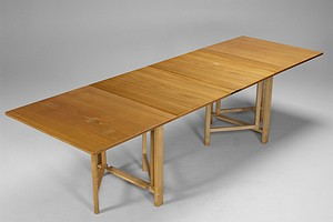 "Mathsson ""Maria flap"" table"
