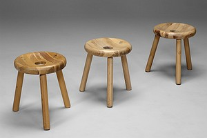 Three Finnish Stools