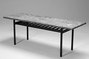 Porsgrunn Marble Sofa Table
