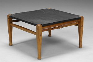 "Kaare Klint ""Safari"" Table"
