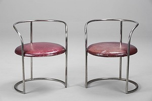 Two Eskil Sundahl Armchairs
