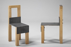 "Pair of ""Sto"" Chairs"