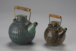 Two Tea Pots