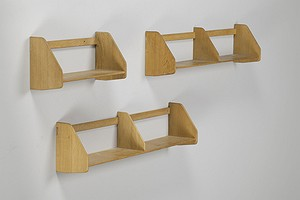 Hans J. Wegner Wall Shelves