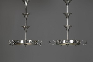 Pair of Svenskt Tenn Lamps