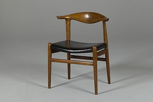 """Cowhorn"" Chair"