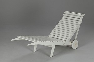 Aalto Chaise Sunbed
