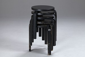 Set of 5 Stools