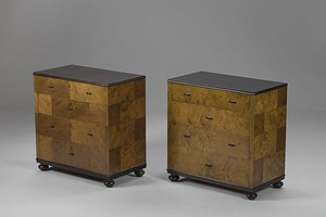 Carl Malmsten Pair of Chests