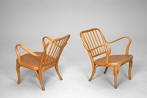 Pair of Frank Chairs