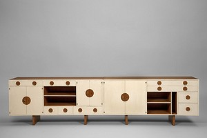 Pair of Josef Frank Cabinets
